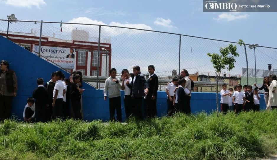 SEP suspende clases en la CDMX, Puebla, Veracruz, Edomex e Hidalgo