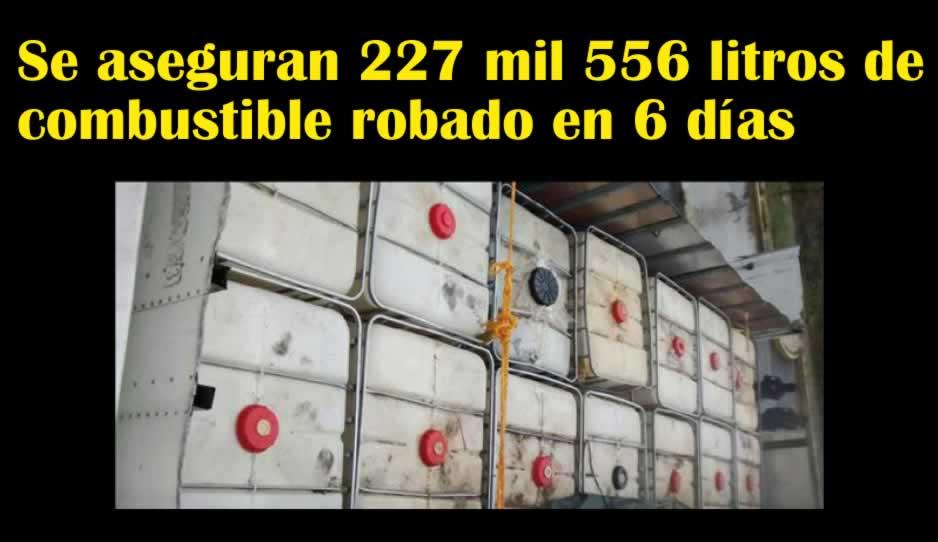 Investigan hallazgo de 14 mil litros de combustible en Morelos