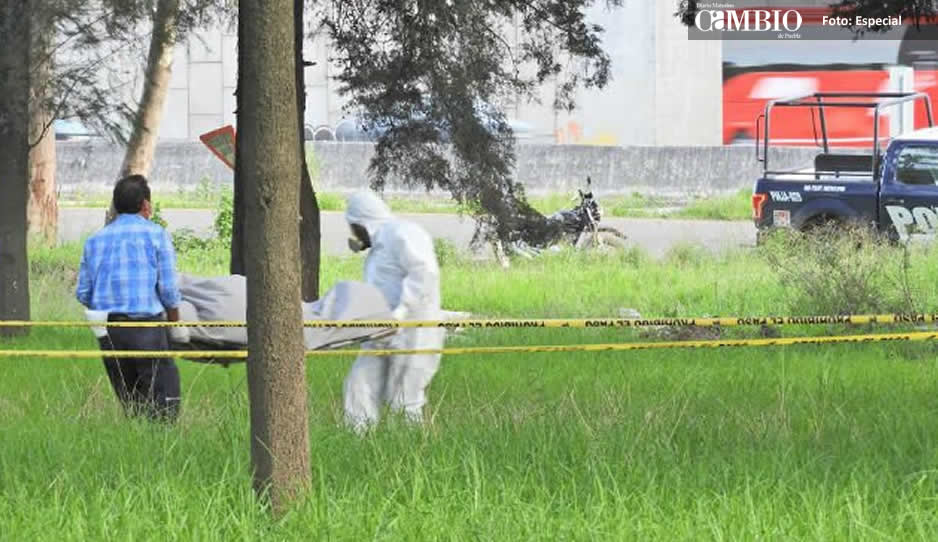 Encuentran cadáver en avanzado estado de descomposición en La María