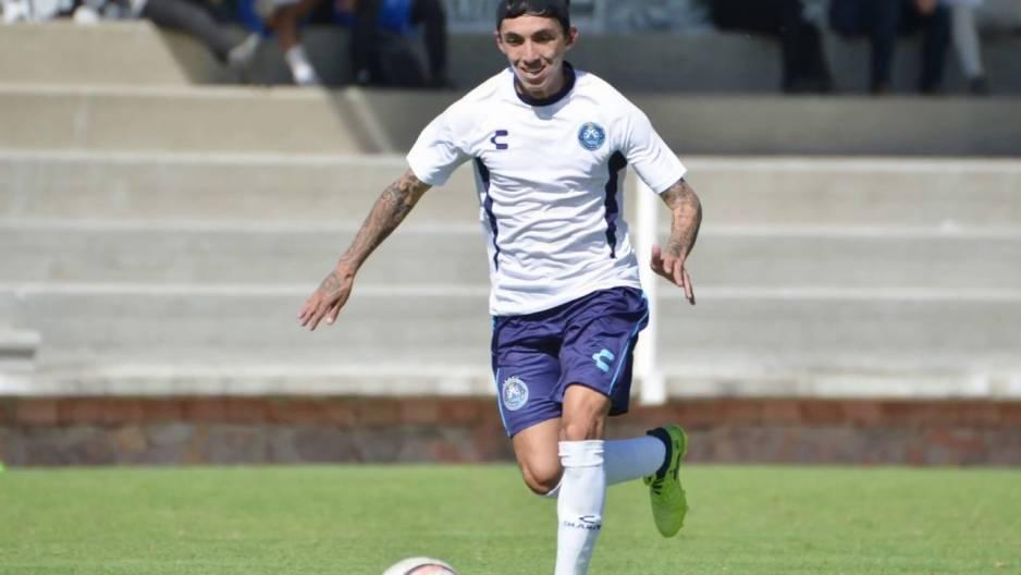 Omar Fernández ya podrá jugar con el Puebla ya llegó su transfer
