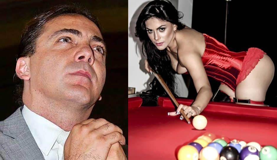 Cristian Castro se acaba de divorciar y ya quiere nuevo ligue