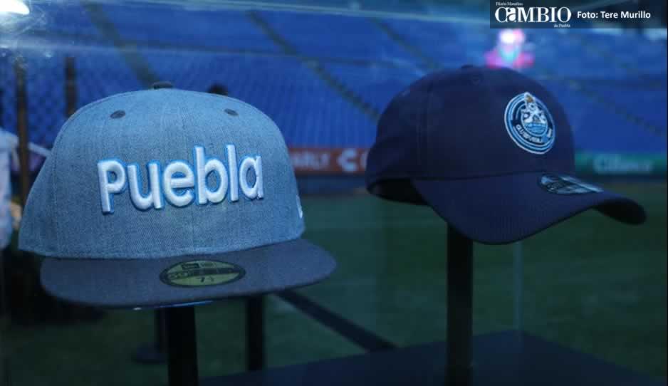 Club Puebla presenta lìnea coleccionable de gorras New Era (FOTOS) 5a5c5f3e0be