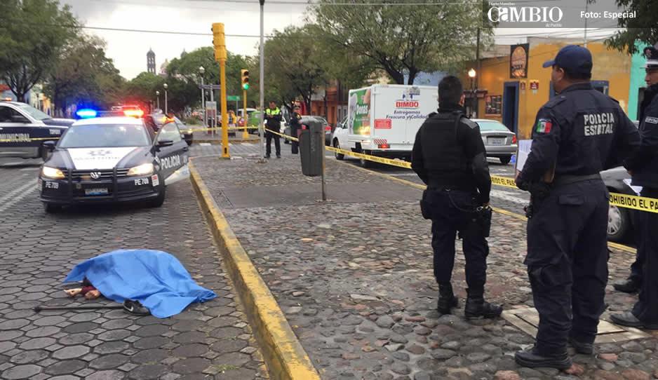 Viejito de 86 años muere atropellado en Analco