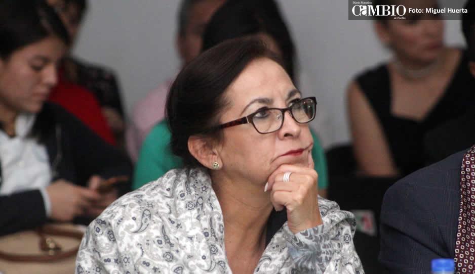 Sin daños en el PRI por salida de Armenta: Giorgana