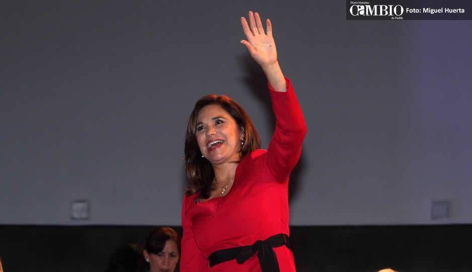 Blanca rinde protesta como embajadora de Colombia ante senadores de la CP