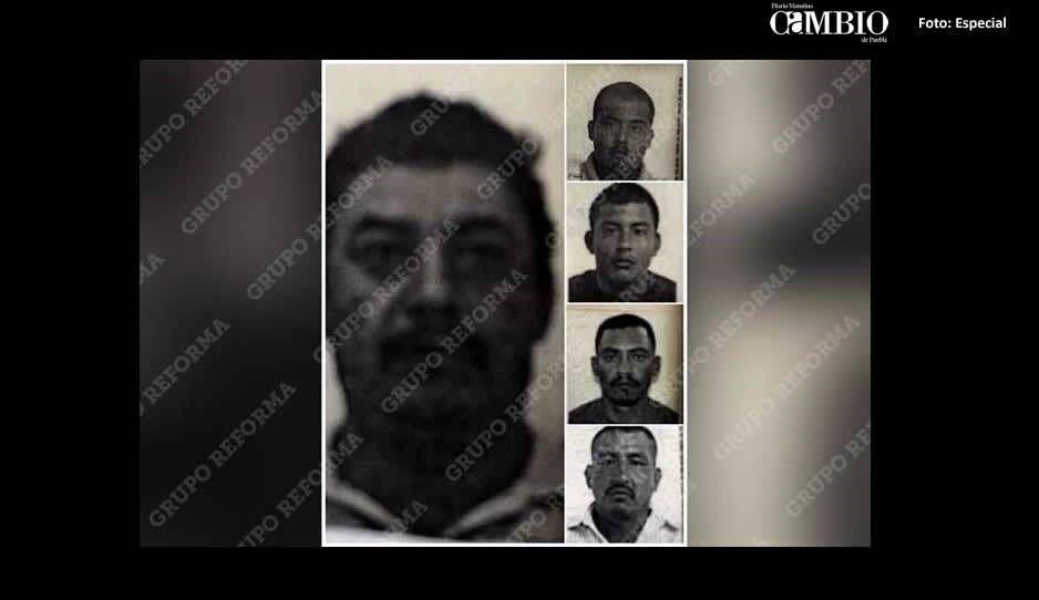 Asestan otro golpe contra Los Cuije: detienen a ocho sicarios