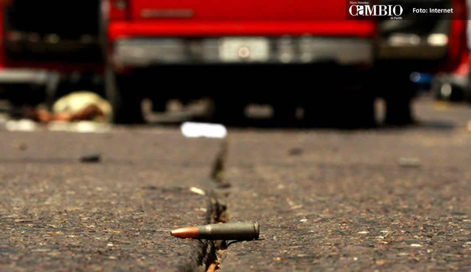 Riña deja un herido por arma de fuego en Texmelucan