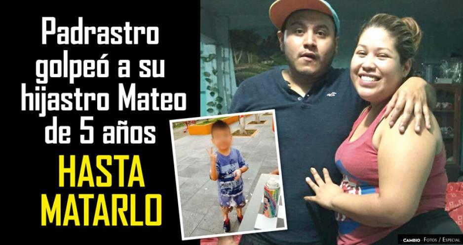 Madre y padrastro matan a niño de 5 años; ella esta prófuga