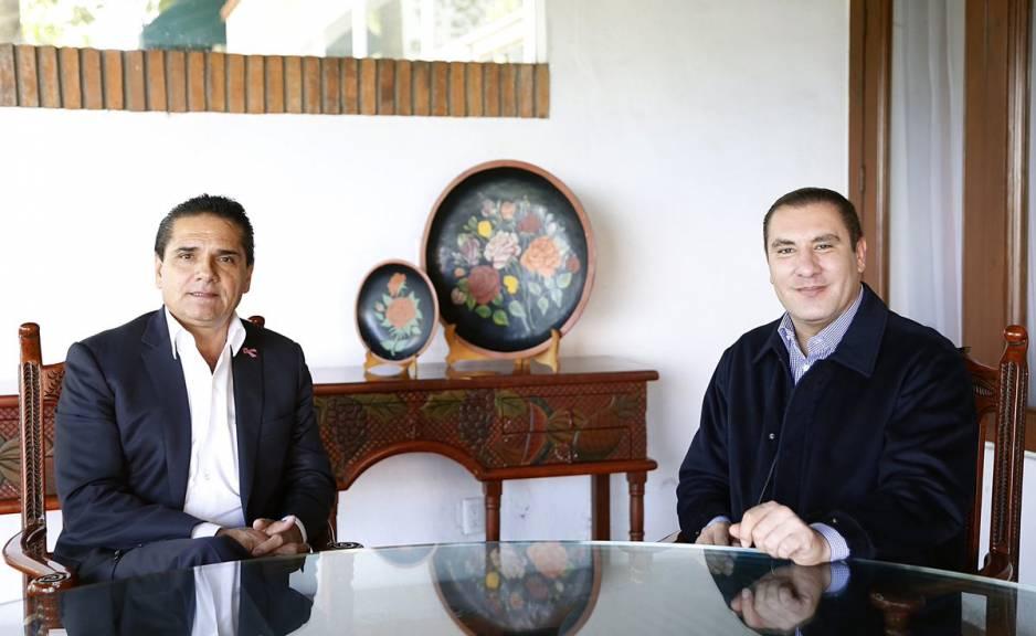 'Margarita Zavala le quitará votos al PAN y al Frente': Moreno Valle