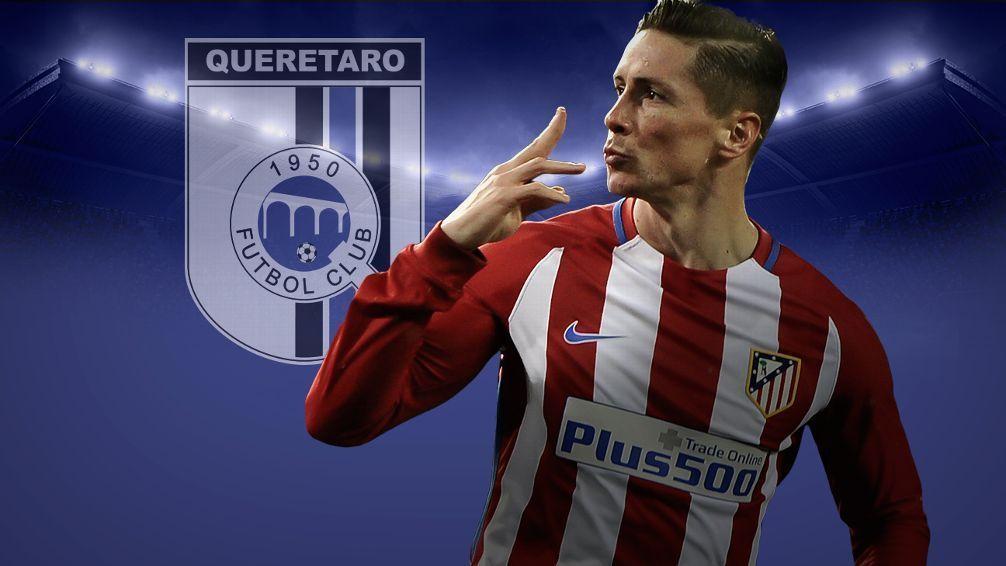 Directiva de club de futbol Querétaro reconoce interés por Fernando