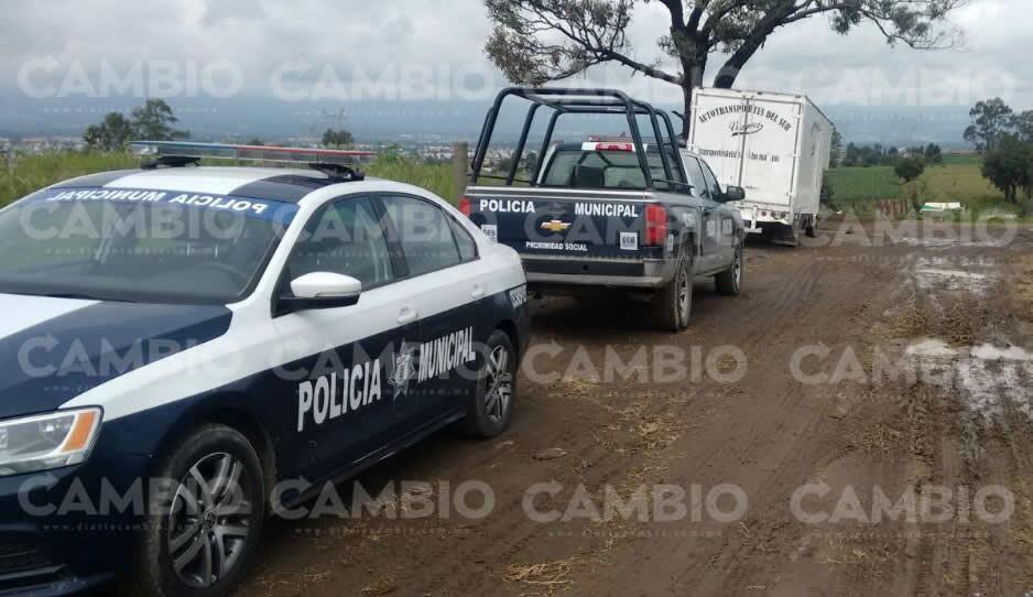 Aseguran 21 vehículos usados para robo de hidrocarburo en Puebla