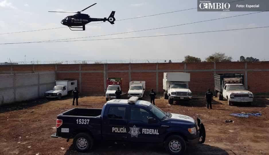 Localizan posible bodega de combustible en la Purísima; PF asegura otras cinco unidades