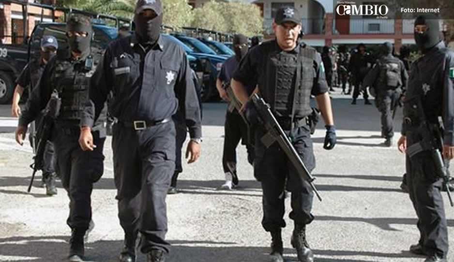 Casi linchan a ministeriales en Chiautzingo al ser confundidos con secuestradores