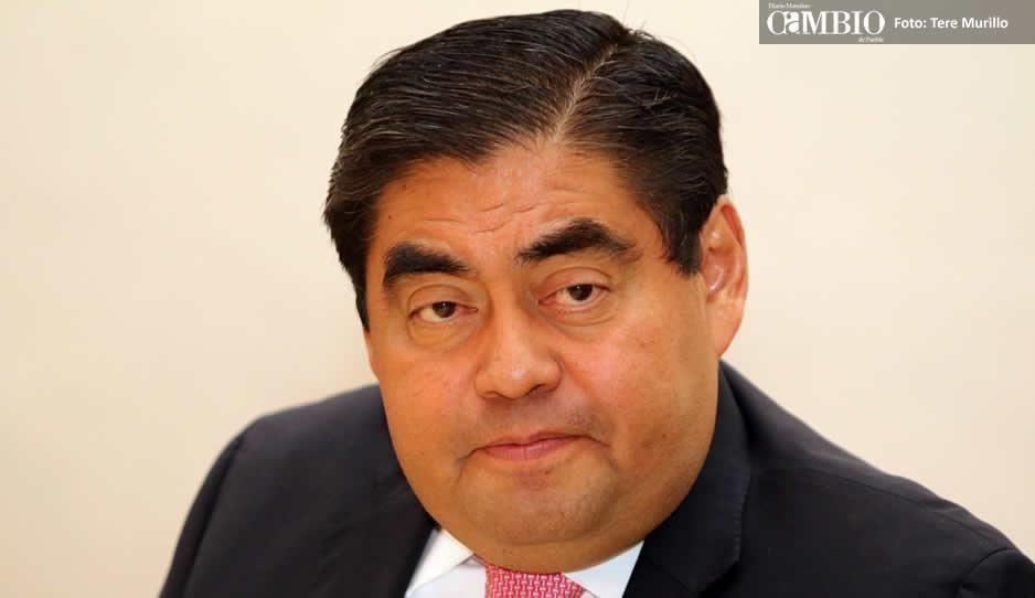 Confirmado: Barbosa irá por la gubernatura de Puebla