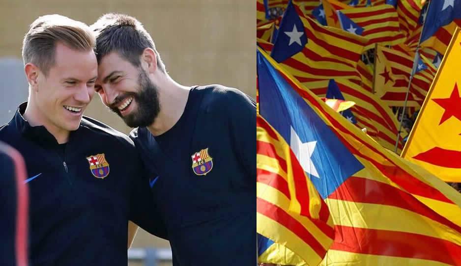 Arsenal, dispuesto a llevarse a uno de los porteros del Barcelona
