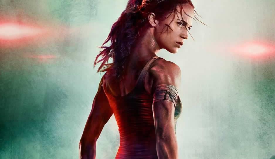 Tomb Raider da un vistazo a Alicia Vikander como Lara Croft