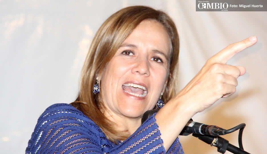 Denuncian activistas represión política por parte de Moreno Valle