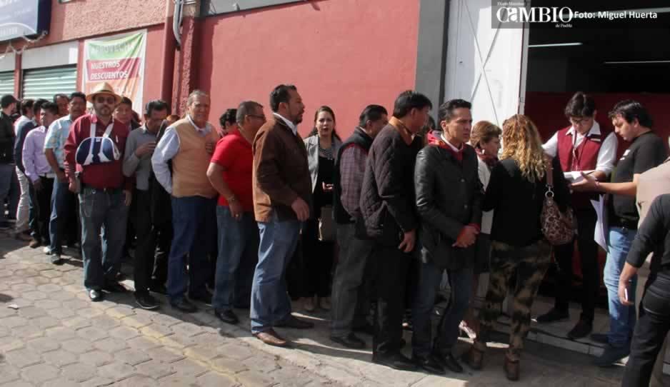 Sería Barbosa candidato a gobernador de Puebla por Morena