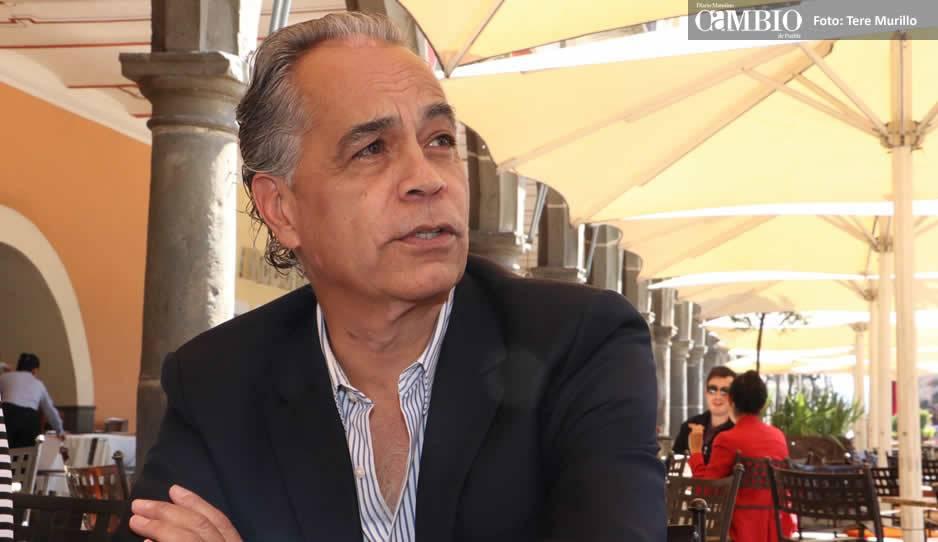 Rechaza Ochoa Reza que elección en Puebla esté pactada