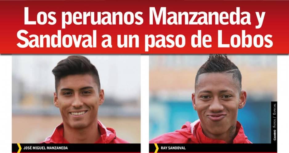 Lobos BUAP pretende fichar a José Manzaneda