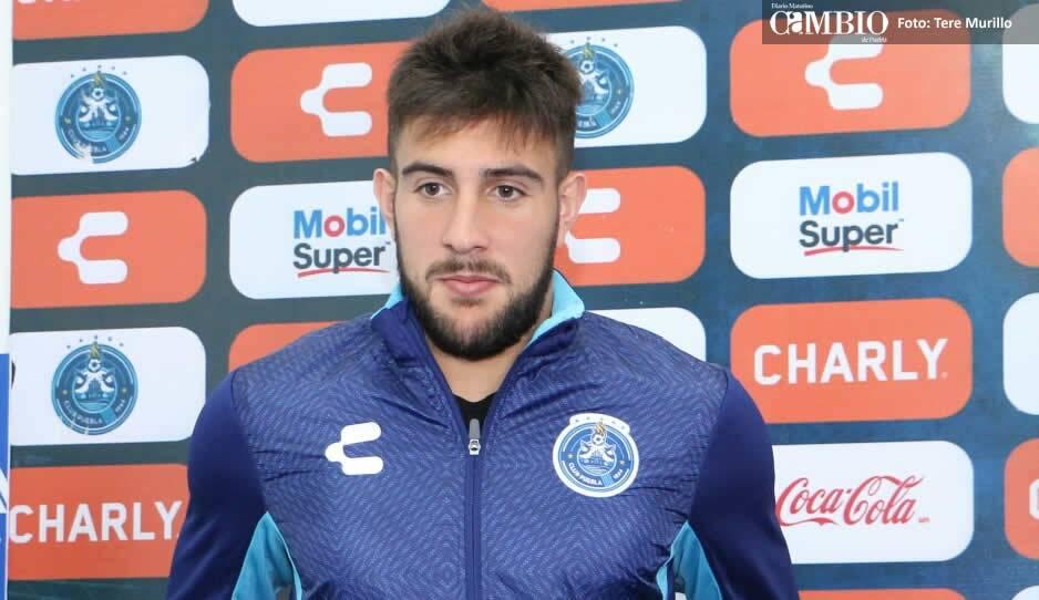 Lucas Cavallini es nuevo jugador del Puebla