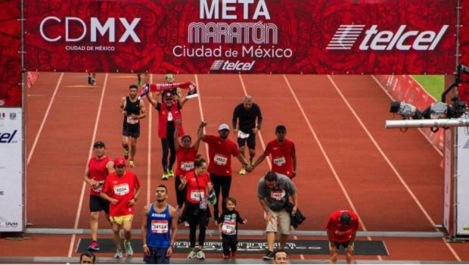Casi 6 mil tramposos fueron descalificados del Maratón de la CdMx