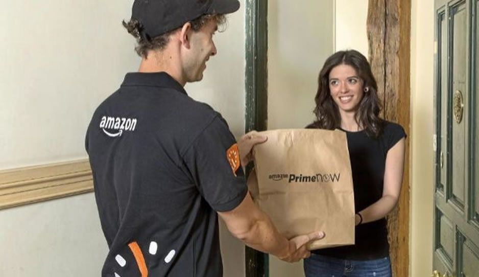 Amazon entrega comida con su debut de Prime Day en India