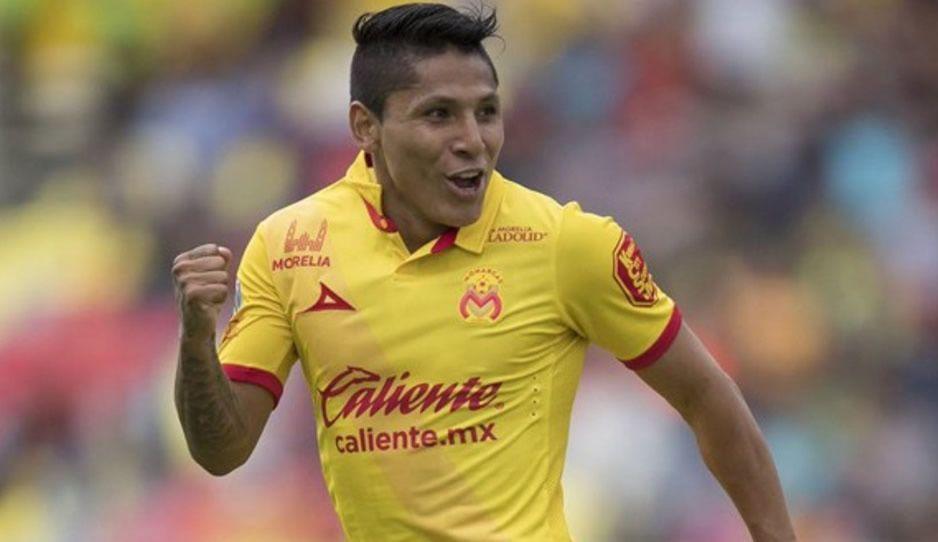 El Morelia peleará por mantener al peruano Ruidíaz, dice su entrenador