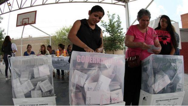 PAN pide a INE revisar el conteo de votos en Coahuila