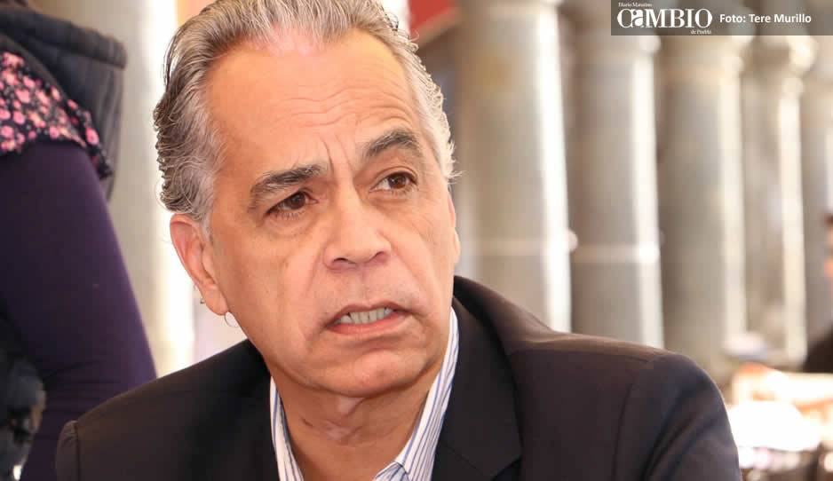 Enrique Ochoa Reza se reunió con liderazgos del PRI poblano