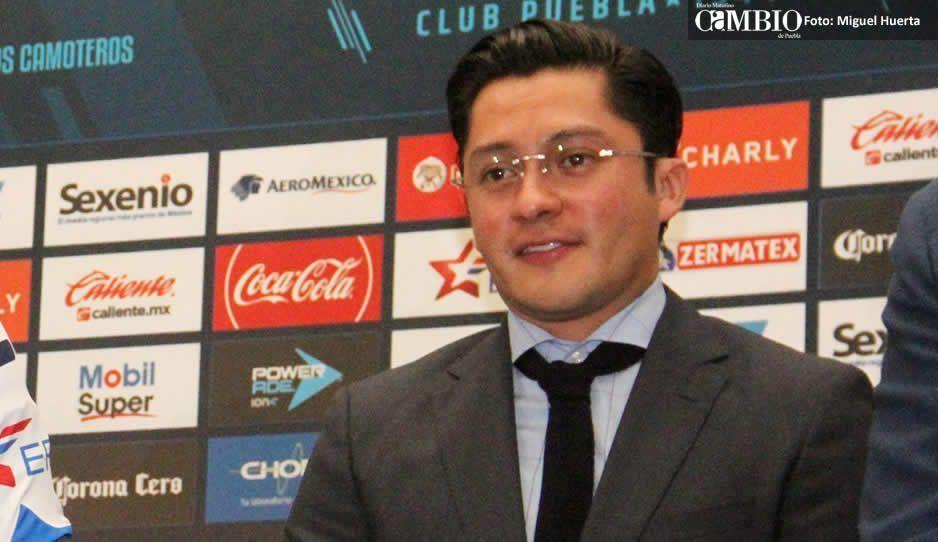 Club Puebla presenta oficialmente al Chiquis
