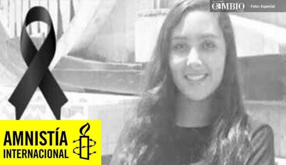 En México las mujeres están constantemente en riesgo: Amnistía Internacional