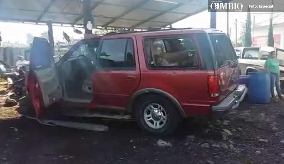 Detienen a dos implicados en atentado contra empresario y político de Xicotepec