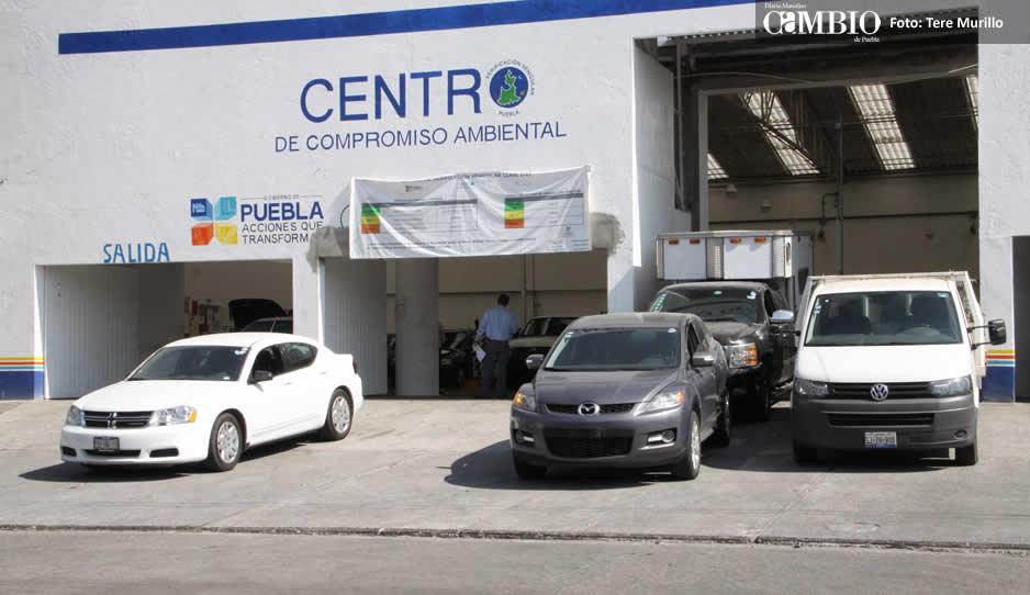 En julio habrá nuevas reglas de verificación vehicular en Puebla