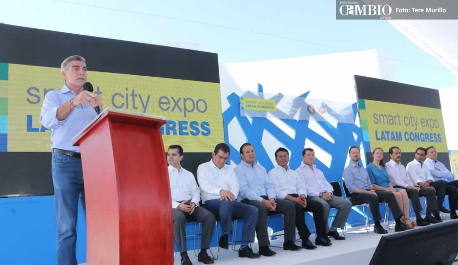 Antonio Gali y Manuel Redondo presentan Smart City Expo Latam Congress