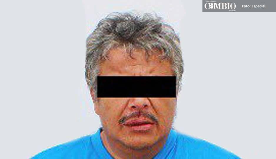 Presunto asesino del rector Corvera ya está en el Cereso