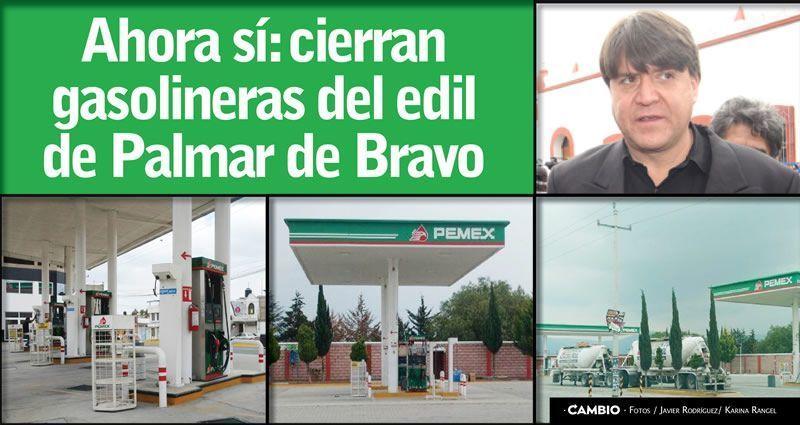 Pemex cancela contrato a 7 gasolineras de Puebla que vendían combustible robado