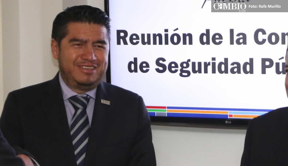 Confirma Manuel Alonso relevos en dos direcciones de la Ssptm
