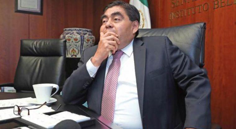 'Se las voy a ganar', advierte Barbosa a CEN del PRD