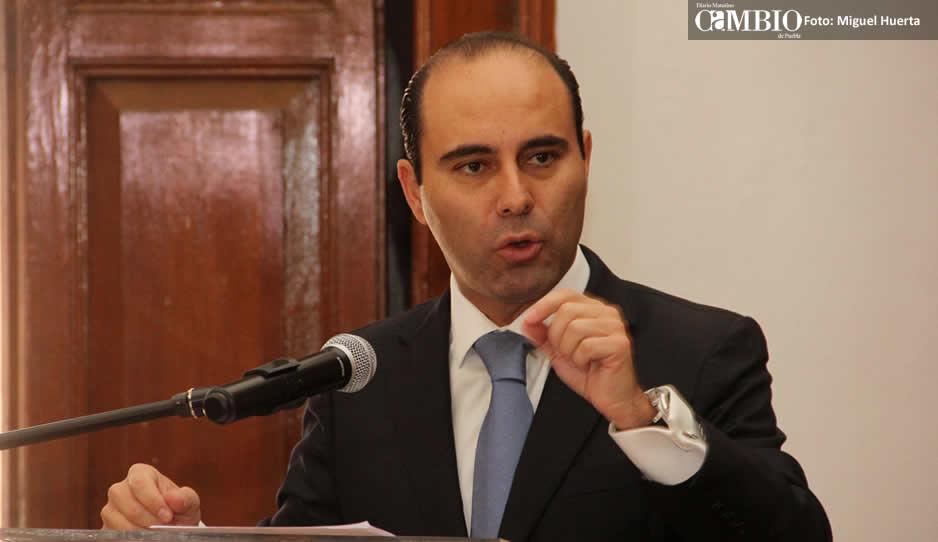 Eduardo Garduño es el nuevo representante ante el Consejo de la Judicatura