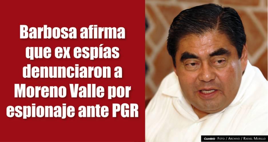 Ligan a Rafael Moreno Valle con red de espionaje