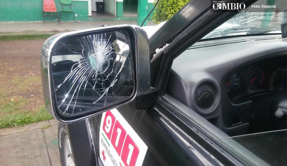 Policías municipales y huachicoleros se enfrentan en Santa Rita Tlahuapan — Enfrentamiento
