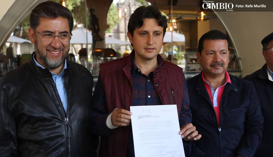 José Juan pide a Morena evitar madruguete al elegir operadores