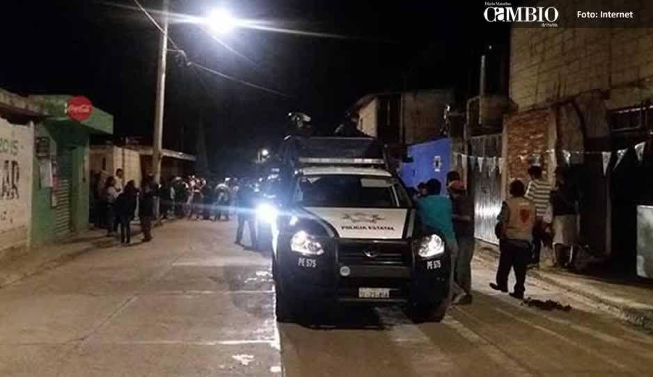 Pobladores de Tlatlauquitepec linchan a delincuentes; hay dos muertos