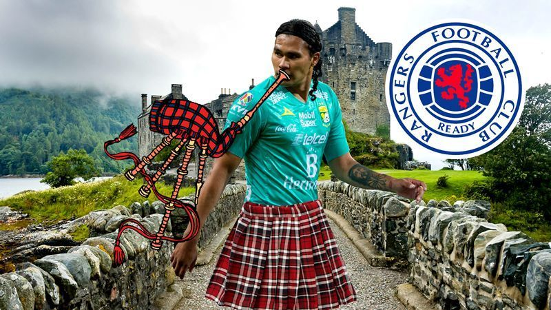 Confirmado: Carlos Peña se va con los Rangers de Escocia