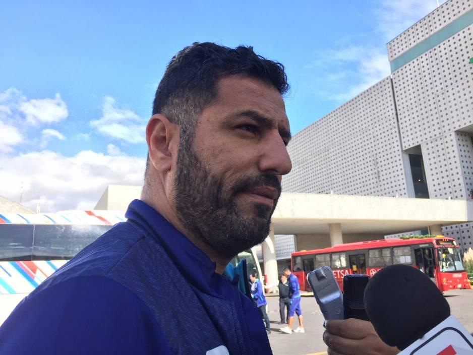El Puebla anunció a Enrique Meza como su nuevo DT
