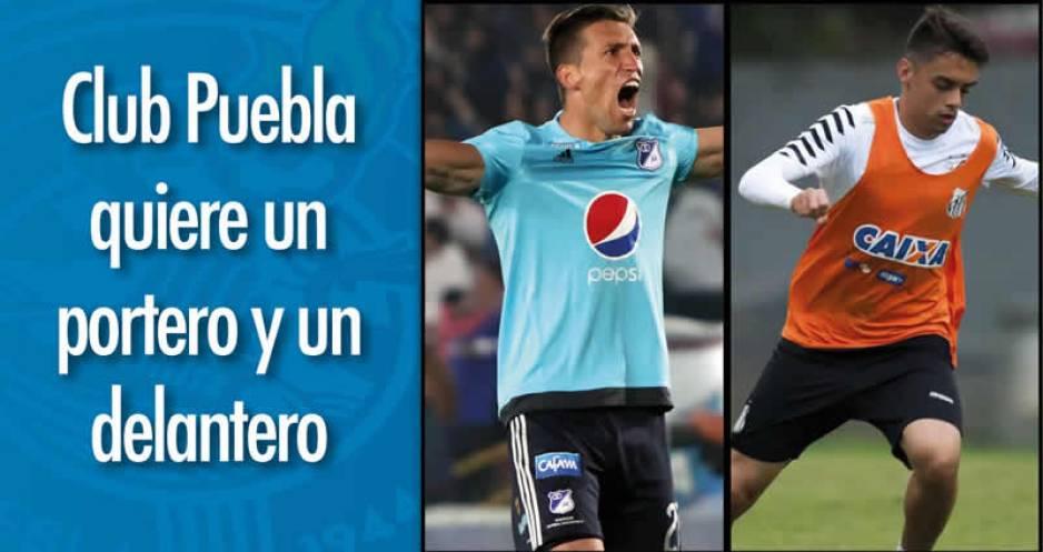 El defensor del Puebla Brayan Angulo respalda a Moisés Muñoz