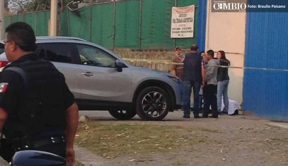 #Video Asesinan con el tiro de gracia a cuatro hombres en Puebla