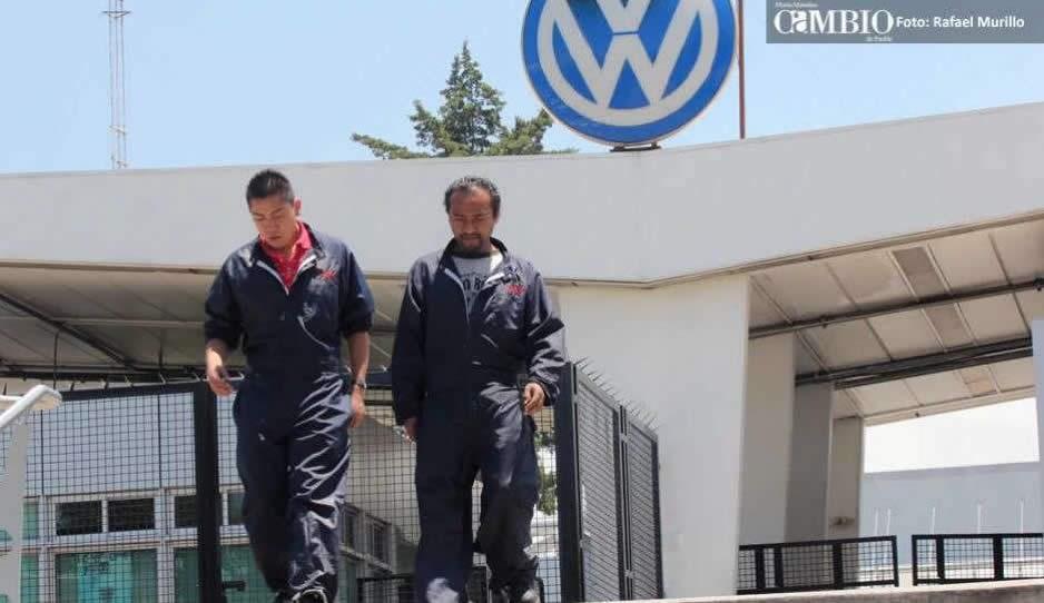 Encuentran muerto a trabajador en la Volkswagen Puebla; lo violaron y golpearon