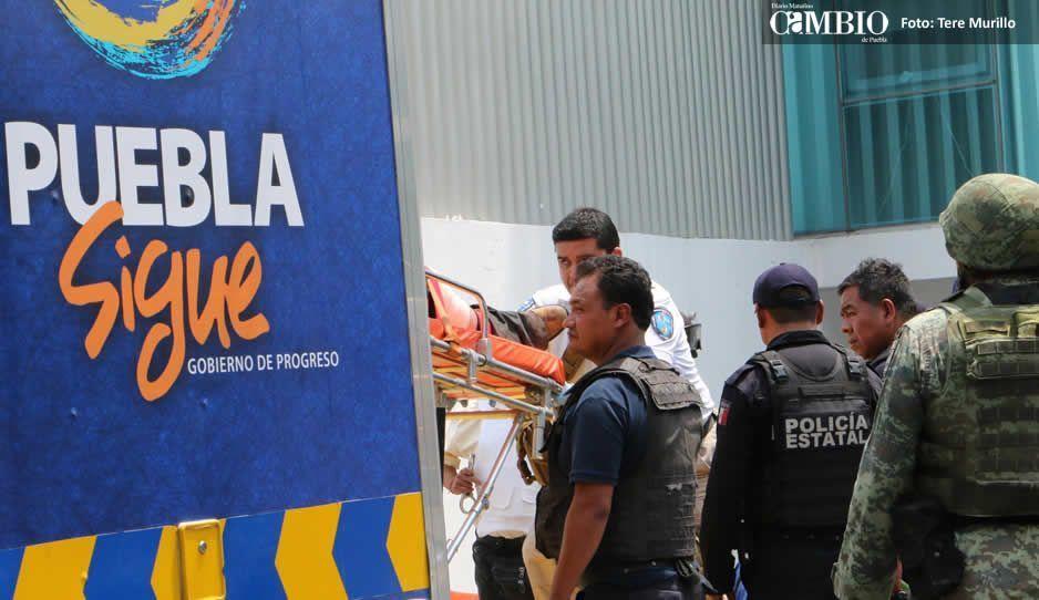 Mueren militares y presuntos delincuentes en Puebla